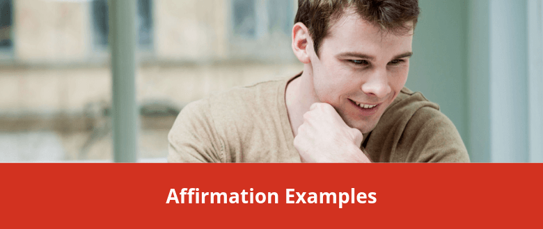 Feature-affirmation-examples