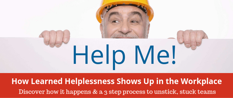 Feature-learned-helplessness